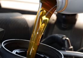 Inspection and Oil Service